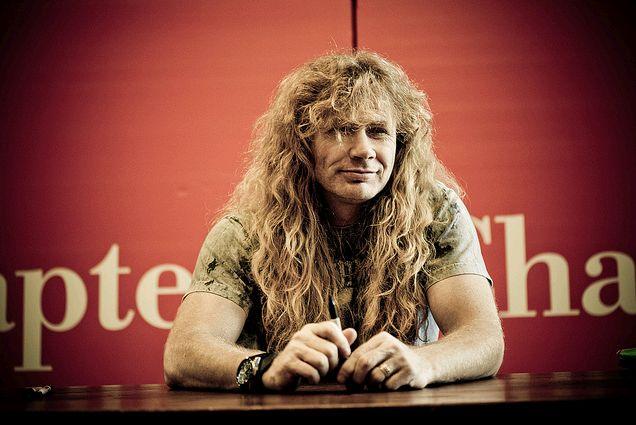 Megadeth готовят новый альбом