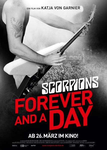 Новый документальный фильм о Scorpions