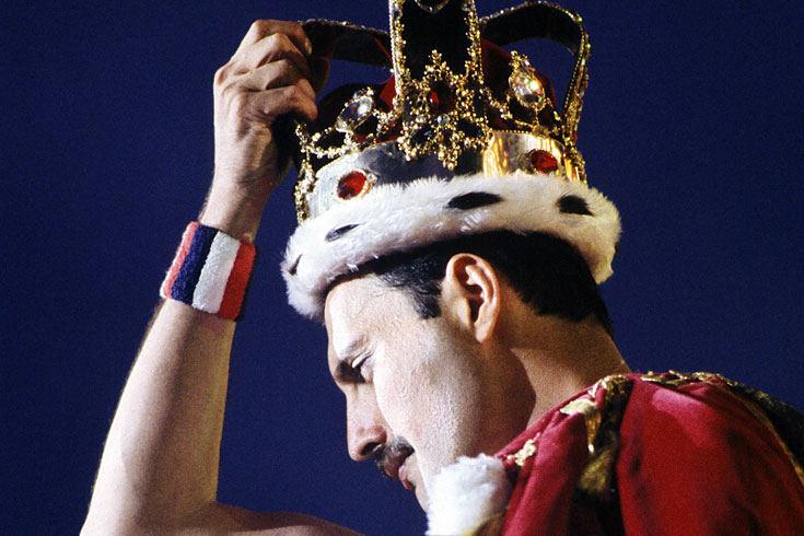 Фильм о Freddie Mercury