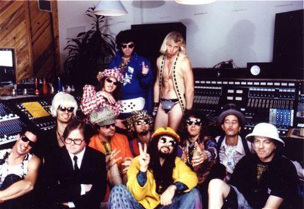 Кавер-группа Dread Zeppelin - необычные кавер-бэнды мира