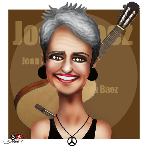 Знаменитые каверы, Джоан Баэз